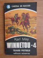 Anticariat: Karl May - Winnetou, volumul 4. Talharii pustiului