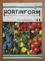 Anticariat: Revista Hortinform, anul V, nr. 11, noiembrie 1996