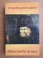 Anticariat: Sfantul Serafim de Sarov - Un serafim printre oameni