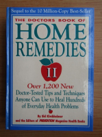 Anticariat: The doctors book of home remedies, volumul 2