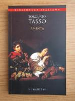 Torquato Tasso - Aminta