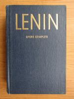 Vladimir Ilici Lenin - Opere complete (volumul 44)