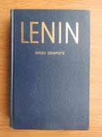Anticariat: Vladimir Ilici Lenin - Opere complete (volumul 48)