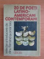 20 de poeti latino-americani contemporani