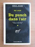 Anticariat: Ed Lacy - Du punch dans l'air