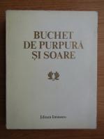 Elena Ceausescu - Buchet de purpura si soare