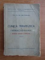 Anticariat: Gh. Baltaceanu - Clinica terapeutica si farmacodinamie. Aparatul digestiv si rinichiul