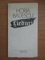 Anticariat: Horia Badescu - Lieduri