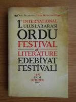 Anticariat: International festival of literature