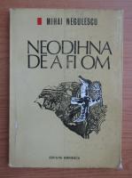 Anticariat: Mihai Negulescu - Neodihna de a fi om