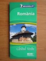 Anticariat: Romania. Ghidul verde