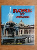 Anticariat: Rome et Vatican