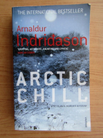 Arnaldur Indridason - Arctic chill