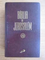 Biblia de Jerusalem