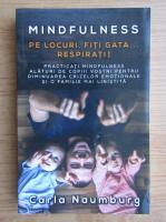 Anticariat: Carla Naumburg - Mindfulness. Pe locuri, fiti gata... respirati!
