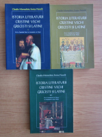 Anticariat: Claudio Moreschini, Enrico Norelli - Istoria literaturii crestine vechi grecesti si latine (3 volume)