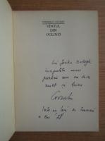 Anticariat: Corneliu Sturzu - Vantul din oglinzi (cu autograful si dedicatia autorului pentru Balogh Jozsef)