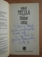 Anticariat: Damian Necula - Sarbatoare continua (cu autograful si dedicatia autorului pentru Balogh Jozsef)