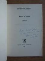 Anticariat: Denisa Comanescu - Barca pe valuri (cu autograful autorului)