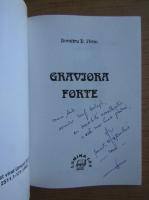 Anticariat: Dumitru I. Ifrim - Graviora forte (cu autograful autorului)