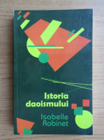 Anticariat: Isabelle Robinet - Istoria daoismului