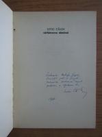 Anticariat: Liviu Calin - Sarbatoarea nimanui (cu autograful autorului)