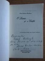 Anticariat: Lucia Vasilescu-Birnbaum - O lume si o viata (cu autograful si dedicatia autoarei pentru Balogh Jozsef)