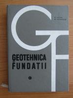 Anticariat: Maior Nicolae, Marin Paunescu - Geotehnica si fundatii