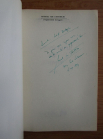 Anticariat: Marcel Ion Fandarac - Proprietarul de ingeri (cu autograful si dedicatia autorului pentru Balogh Jozsef)