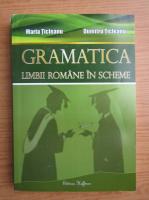 Maria Ticleanu - Gramatica limbii romane in scheme