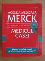 Mark H Beers - Agenda medicala Merck. Medicul casei
