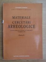 Materiale si cercetari arheologic, A XVII-a sesiune anuala de rapoarte, Ploiesti 198 (partea I)