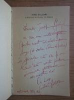 Mihail Galatanu - Scrasnind in pumni, cu gratie (cu autograful autorului)