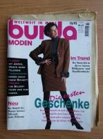 Anticariat: Revista Burda, nr. 10, 1995