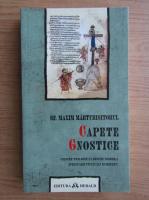 Anticariat: Sfantul Maxim Marturisitorul - Capete gnostice