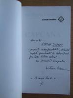Anticariat: Victoria Comnea - Capcana (cu autograful autoarei)