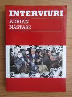Adrian Nastase - Interviuri, 2001-2004
