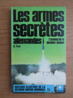 Anticariat: Brian Ford - Les armes secretes allemandes