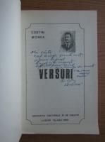 Anticariat: Costin Monea - Versuri (cu autograful autorului)