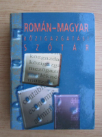 Anticariat: Dictionar administrativ roman-maghiar