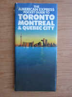 Anticariat: Herbert Bailey Livesey - The american express pocket guide to Toronto, Montreal and Quebec city