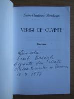 Anticariat: Lucia Vasilescu-Birnbaum - Verigi de cuvinte. Aforisme (cu autograful si dedicatia autoarei pentru Jozsef Balogh)