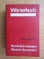 Anticariat: Maria Iliescu - Worterbuch Rumanisch-Deutsch Deutsch-Rumanisch