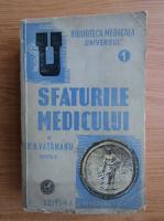 Nicolae Vatamanu - Sfaturile medicului (1943)