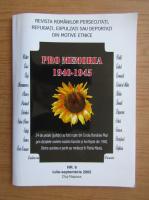 Anticariat: Revista Pro Memoria, nr. 6, iulie-septembrie 2005