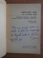 Anticariat: Stelian Gruia - Nebanuitul vers din umbra lunii (cu autograful lui Stelian Gruia, antologie si traducere)