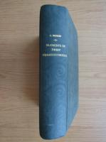Anticariat: A. Esmein - Elements de droit constitutionnel francais et compare (1909)