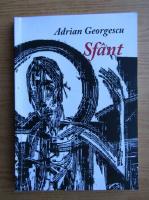 Anticariat: Adrian Georgescu - Sfant