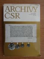 Anticariat: Archivy CSR