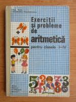 Anticariat: Ioan Artin - Exercitii si probleme de aritmetica pentru clasele I-V (1975)